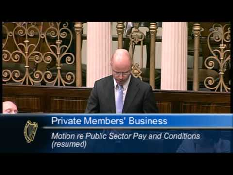 Motion on Public Sector Pay and Conditions