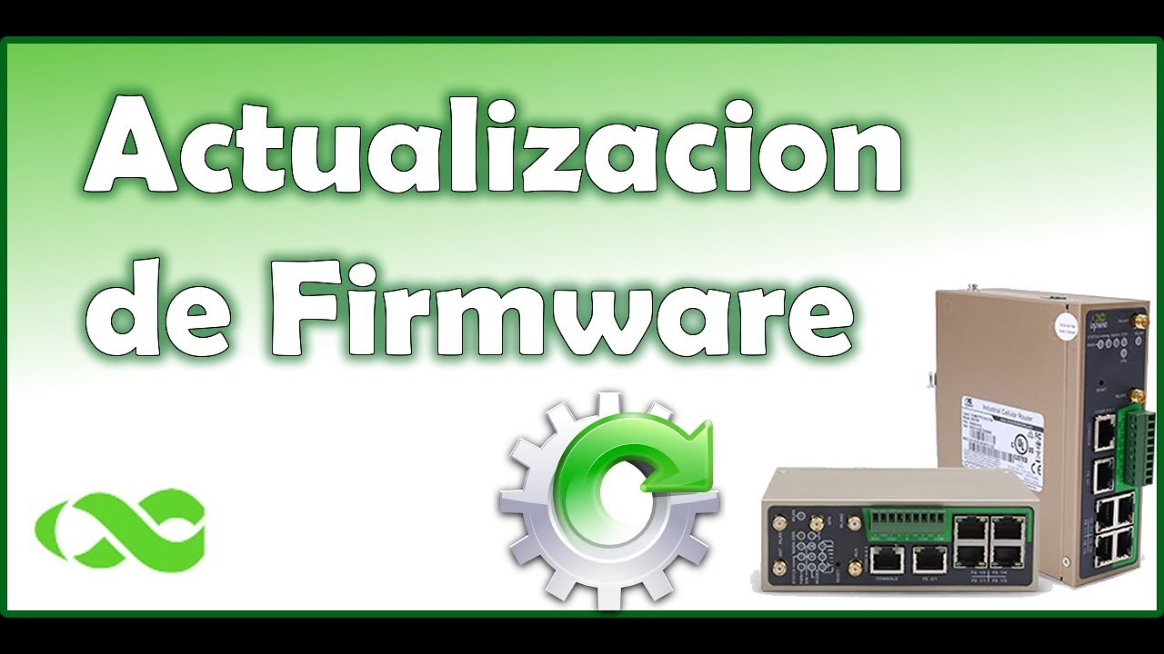 Soporte tecnico: Como actualizar el firmware de su router IR915L