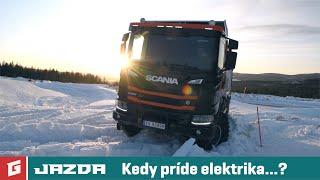 Scania Winter 2020 - najlepšia bola V8 - GARAZ.TV - Rasťo Chvála
