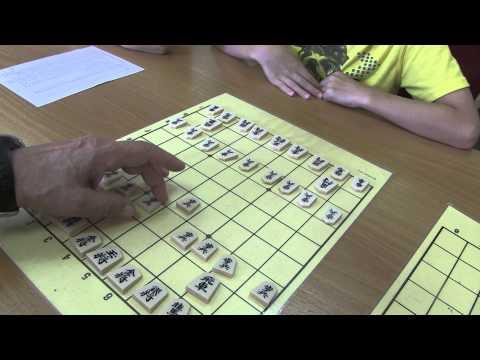 Сеги - Японские шахматы Suzdal Vladimir open