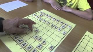 Сеги - Японские шахматы Suzdal
