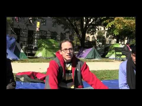 Mark Weisbrot Teach-in at Occupy DC.mpg