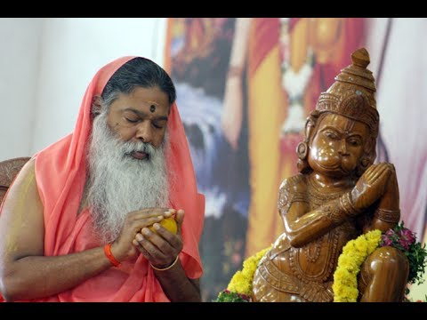 Om Namo Hanumate Namaha - Hanuman Mantra for Parayana - 108 times