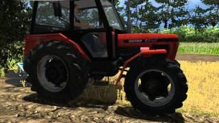 Symulator Farmy 2011-Orka i Kultywacja Pola