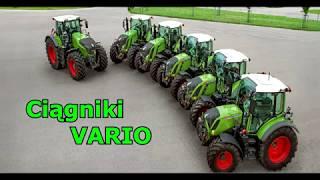 FENDT 2018 - maszyny, modele, nowości Agritechnica 2017