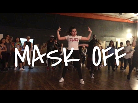 Mask Off- Future   Choreo: Matt Steffanina   Sierra Neudeck