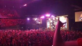 Oh Gary Gary, Gary Anderson Chant / Song : Premier League Darts : Ahoy Rotterdam : 19-04-18