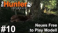 Test des neuen Free to Play Modells | theHunter Classic #10 | Deutsch | Gameplay | UwF