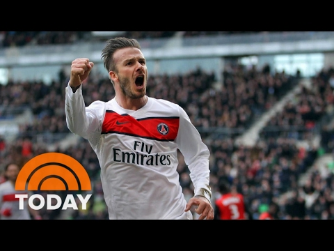 David Beckham Fights Back Against Email Hack And Blackmail Attempt | TODAY