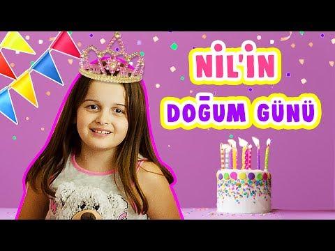 Nil'in Doğum Günü Partisi   Nil' s...