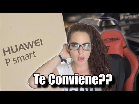 HUAWEI - P SMART Review en Español (Celular de Gama media ¿?...) 2018