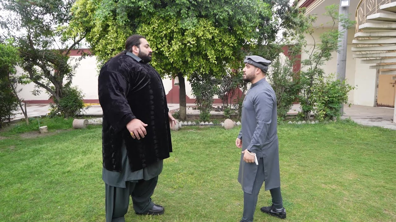 I Challenged The Hulk Of Pakistan!! (The Story Of Khan Baba)