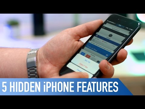 5 iPhone features you might not know