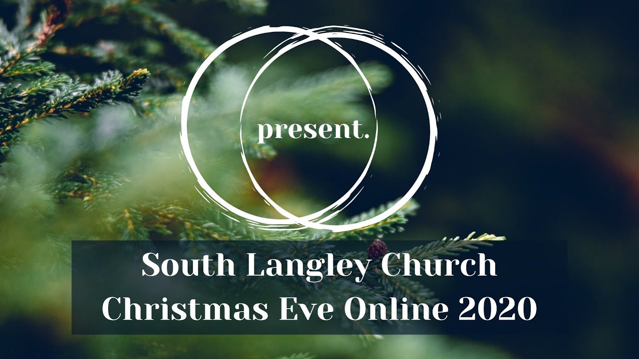 South Langley Christmas Eve 2020