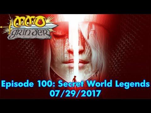 MMO Grinder 100th Episode: Secret World Legends Review