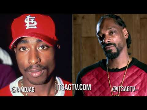 Snoop Dogg Opens Up About His Beef With 2Pac