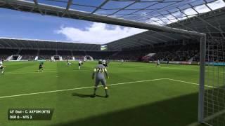 Fifa 14 (2013) PC gameplay