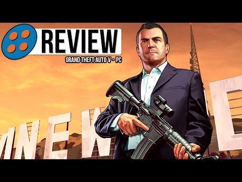 Grand Theft Auto V for PC Video Review