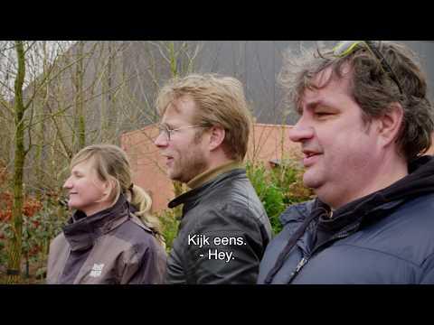 Leo Alkemade geeft een Ticket to Tilburg aan... Frank Lammers
