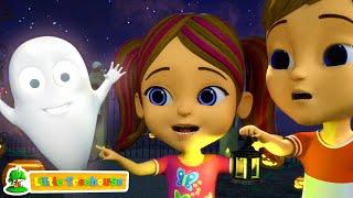 Это ночь Хэллоуина | Дошкольные видео | детские стишки | хэллоуин мультфильмы