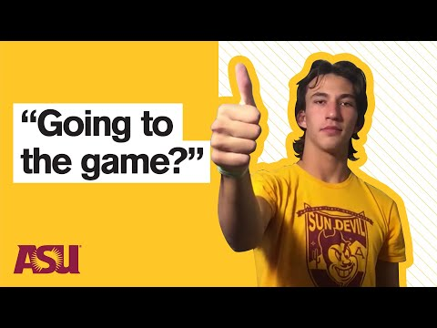 """You Asked: What's ASU Football like? (or: """"How Ben Conquered the Inferno"""") 😈"""
