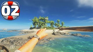 Stranded Deep - Part 2 - Trouble in Paradise