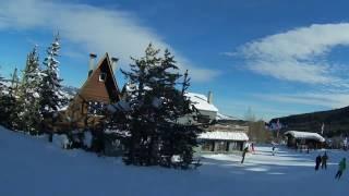 Visitamos la estación de esquí de Espace Cambre d'Aze