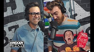 Rhett & Link Do the Paqui Carolina Reaper One Chip Challenge