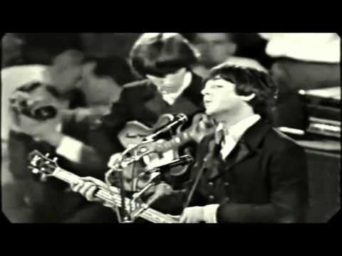 The Beatles - Yesterday  (Live 1965)