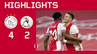 Highlights | Ajax - Sparta Rotterdam | Eredivisie