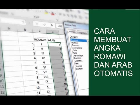 how-to-create-romawi-and-arab-numbers-in-excel