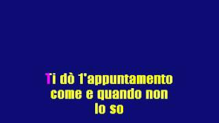 11 - Che Sara - Karaoke