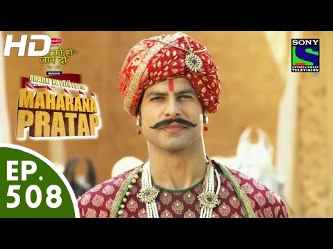 Bharat Ka Veer Putra Maharana Pratap - महाराणा प्रताप - Episode 508 - 19th October, 2015