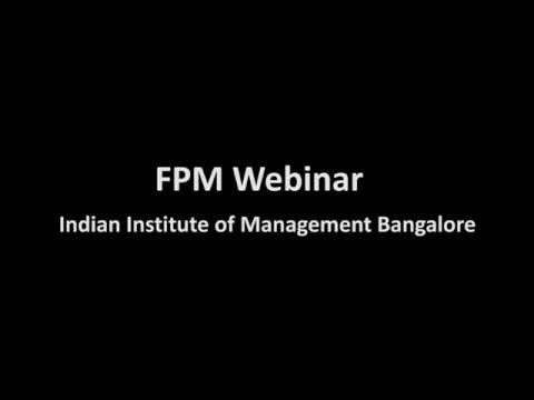 FPM Webinar