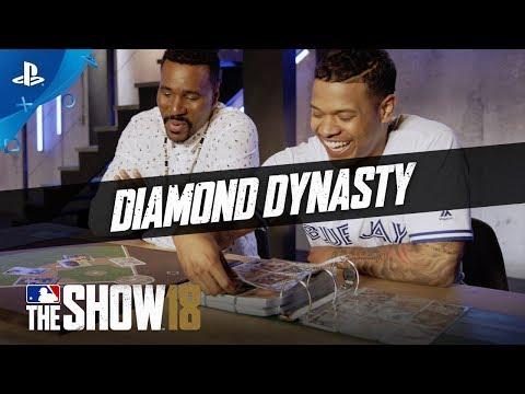 MLB The Show 18 - Diamond Dynasty: Marcus Stroman | PS4