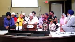 Bibi Harjeet Kaur(Toronto) Vancouver 2013- Part 2