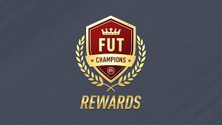 FIFA 19 GOLD 3 FUT CHAMPIONS REWARDS!! INSANE PACKS + 2 RED INFORMS!!