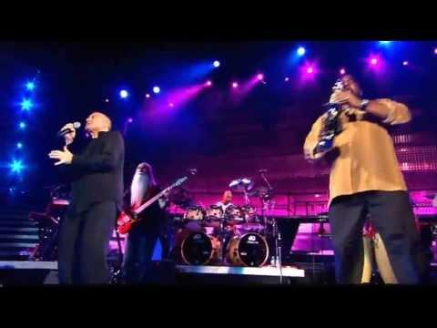 Phil Collins   Against All Odds (Live Paris 2004)