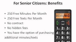 free government cell phones for the elderly speaker audible