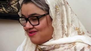 Dadi interviews actress Mansha Pasha  and destroys her  Watch now!