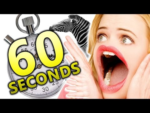 Thumbnail: YOU HAVE 60 SECONDS TO CLICK ON THIS VIDEO! (60 Seconds)
