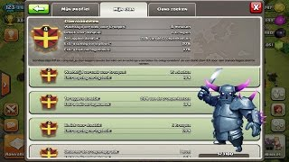 Clash of Clans | Dutch Kingz | Clan Perks LVL 4