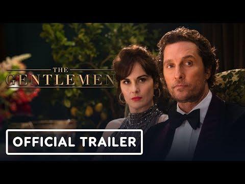 The Gentlemen - Official Trailer (2020) Matthew McConaughey, Charlie Hunnam