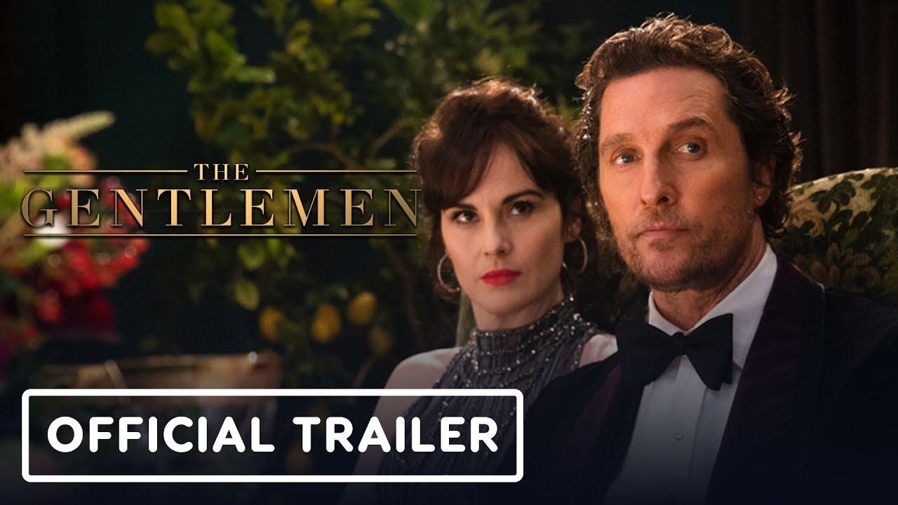 The Gentlemen Official Trailer 2020 Matthew