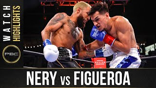 Nery vs Figueroa HIGHLIGHTS: May 15, 2021 | PBC on SHOWTIME