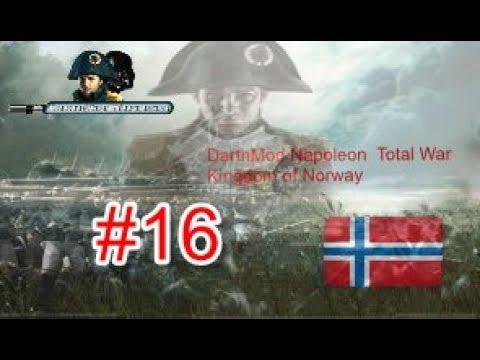 Darthmod 2.65 ⚔ Napoleon Total War Kingdom of Norway #16 (The End)