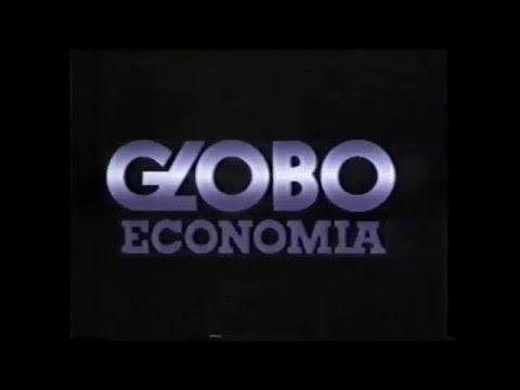 Intervalo Rede Globo - Globo Economia - 07/11/1988 (9/10)