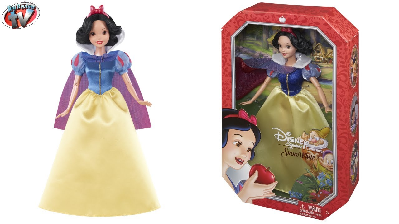 Fashion, Character, Play Dolls Disney Snow White Doll And Collectable Figures Dolls, Clothing & Accessories