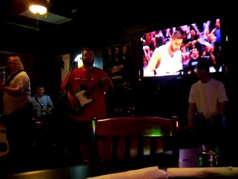 GALLEON performs Tapiola Live at Loco's Bar in Alpharetta