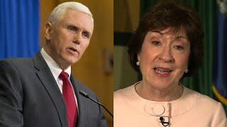 GOP senator disagrees with Pence on Medicaid thumbnail